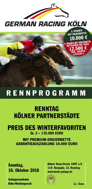 Download Rennprogramm